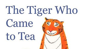 Lupus Films Adapting 'Tiger Who Came To Tea' to TV