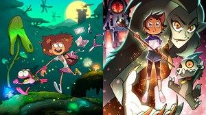 Disney Channel OKs New Series 'Amphibia,' 'The Owl House'