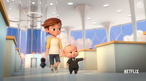'Boss Baby' Series Comes to Netflix April 6
