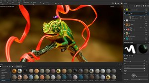 Substance Painter UI Gets Refreshed with Help from Users