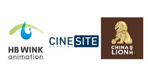 Cinesite Starts on China Lion and HB Wink's 'Extinct' Feature