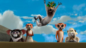 'King Julien' Tops Daytime Emmys Animation Nominees