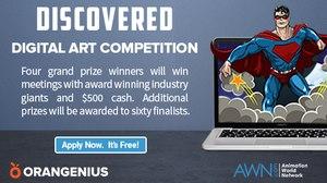 Call for Entries: Orangenius Launches Digital Art Competition