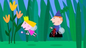 eOne Launches 'Ben & Holly's Little Kingdom' in China
