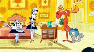 Watch: Clips From DreamWorks' New 'Rocky & Bullwinkle'