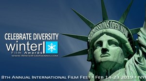 Celebrate Diversity in Film!  8th Annual Winter Film Awards CALL FOR ENTRIES