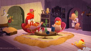 Iranian Series 'Roobi and Chickens' Headed to Annecy 2018