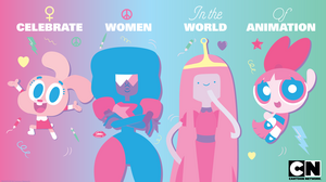 Cartoon Network to Celebrate Women in the World of Animation at Annecy 2018