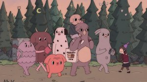 Unconditional Love: Julia Pott Journeys to 'Summer Camp Island'