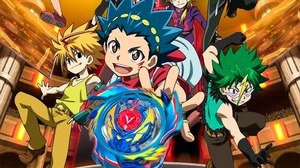 WildBrain and 'Beyblade Burst' Let It Rip on YouTube