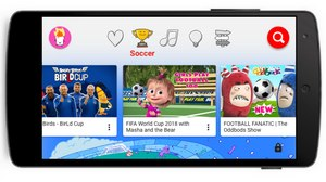 'Angry Birds,' 'Masha' Cheer on World Cup on YouTube Kids