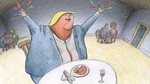 Bill Plympton Takes A Bite Out of Trump with New Web Series