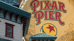 Pixar Pier Makes its Debut at Disney California Adventure Park