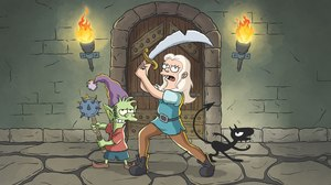 Netflix Releases Teaser Trailer for Matt Groening's 'Disenchantment'