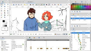 ASIFA-Hollywood Continues Commitment to Open-Source Animation Technology