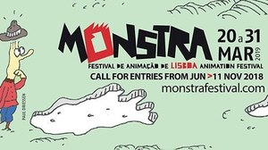 MONSTRA Animation Festival 18th Edition Set For March 20 – 31, 2019