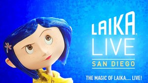LAIKA LIVE Comes to San Diego July 13-22