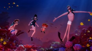 Bringing Cartoons Back for 'Hotel Transylvania 3: Summer Vacation'