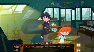 Psyop Releases 'Camp W' Hand-Drawn Adventure Game
