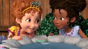 WATCH: Disney Junior Releases New 'Fancy Nancy' Animated Nursery Rhyme