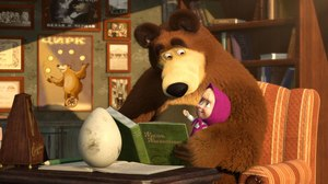 'Masha and the Bear' to Launch on Univision in U.S.