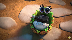 Reel FX and Seriously Team Again for New Animated Short, 'Baby Slug's Big Day Out'