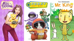 Nelvana Greenlights Three New Preschool Series Ahead of MIPCOM