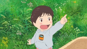New Trailer Arrives for Mamoru Hosoda's 'Mirai'