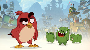 CAKE Lands Production Deal for Rovio's First Long-Form 'Angry Birds' Series