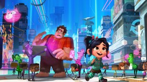 Visualizing and Building the World of 'Ralph Breaks the Internet'