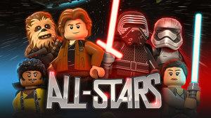 Sneak Peek: 'LEGO Star Wars: All-Stars' Debuts October 29