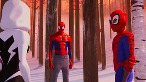'Spider-Man: Into the Spider-Verse': New Int'l Trailer Unites Multiple Spideys