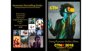CTNx 2018 - CTN animation eXpo