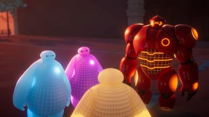 Unity Awarded First Emmy for 'Baymax Dreams' Collaboration