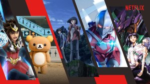 Netflix Unveils Anime Lineup for 2019