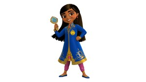 Disney Junior Travels to India with New Animated Series 'Mira, Royal Detective'