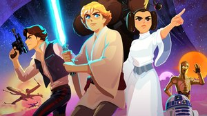 Disney Releasing Animated 'Star Wars' Shorts for Kids