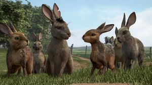 TRAILER: James McAvoy Leads Rabbit Rebellion in New 'Watership Down' Adaptation