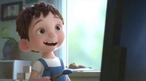 Walt Disney Animation Studios Interns Animate 'Voilà' Short