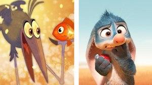 WATCH: DreamWorks Animation Releases 'Bird Karma,' 'Bilby' Shorts Online