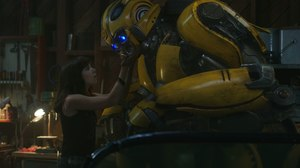 Travis Knight Takes Flight with 'Bumblebee' -- Part 1