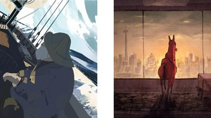 Gallery Nucleus Presenting 'Weekends,' 'Age of Sail' This Saturday!