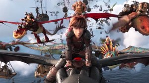 DreamWorks Animation's 'How To Train Your Dragon: The Hidden World' Takes Flight Overseas