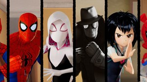 'Spider-Man: Into the Spider-Verse' and 'Black Panther' Take Home Critics' Choice Awards