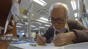 'Never-Ending Man: Hayao Miyazaki' Arrives on Blu-Ray April 30