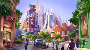 'Zootopia'-Themed Expansion Coming to Shanghai Disney