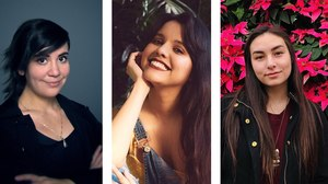 Women in Animation Awards Three Remarkable Women with 2019 WIA Scholarships