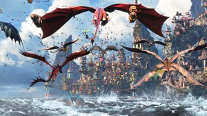 How To Design an Infinite Number of Dragons in DreamWorks Animation's 'The Hidden World'