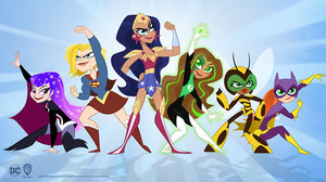 WATCH: Debut Trailer for Cartoon Network's 'DC Super Hero Girls'