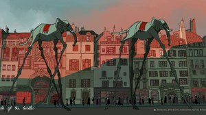GKIDS Releases New Trailer for 'Buñuel in the Labyrinth of the Turtles'